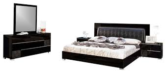 Beautiful Modern Black Bedroom Furniture Nice Modern Black Bedroom