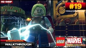 lego marvel superheroes walkthrough that sinking feeling 1 2