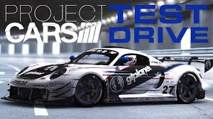 100 Ruf Project CARS Test Drive RUF CTR3 SMSR YouTube