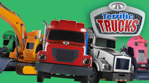 100 Trucks Images Terrific Universal Kids