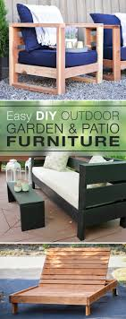 Easy DIY Outdoor Garden & Patio Furniture   The Garden Glove 15 Diy Haing Chairs That Will Add A Bit Of Fun To The House Pallet Fniture 36 Cool Examples You Can Curbed Cabalivuco Page 17 Wooden High Chair Cushions Building A Lawn Old Edit High Chair 99 Days In Paris Kids Step Stool Her Tool Belt Wooden Doll Shopping List Ana White How To Build Adirondack From Scratch First Birthday Tutorial Tauni Everett 10 Painted Ideas You Didnt Know Need