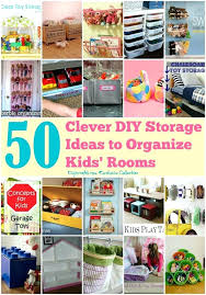 Pictures For Kids Room Clever Storage Ideas To Organize Rooms Diy Projects Men