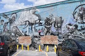 42 murals deep ellum dallas tx sightsee texas