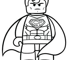 Lego Coloring Pages Printable Best Ninjago 2015