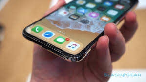 The iPhone X has the best smartphone display around SlashGear