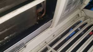 Sink Gurgles When Ac Is Turned On by My Ac Unit Spitting Out Water And Making A Horrible Noise Youtube