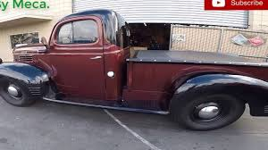 1947 Dodge Truck, All Black Interior - YouTube 391947 Dodge Trucks Trucks Classic And Cars 1947 Flatbed Truck Cab Pentax 6x7 Smc 6 Flickr Power Wagon 4x4 4dr For Sale Classiccarscom Cc107 Pickup Complete But Never Finished Hot Rod Network Coe Mopar Ideal Hotrod Pickup Completely Half Ton Red Zephyrhills022412 Youtube Custom Stretched Chevy 3800 2007 Ram 3500 Readers 1945 Halfton Car Photography By 12 F201 Kansas City Spring 2014