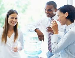 Socializing With Coworkers Going Beyond Water Cooler Conversation