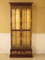 howard miller 685 100 vancouver curio cabinet by howard miller