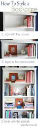 Decorating Bookshelves In Family Room by 123 Best Shelves Beautifully Decorated Images On Pinterest Home