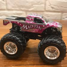 100 Madusa Monster Truck Toy Hot Wheels Jam MADUSA 164 S Games Others On Carousell
