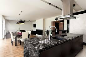 Kitchens With Dark Cabinets And Light Countertops floform how to match kitchen cabinets u0026 countertops
