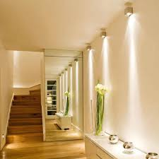 led hallway lighting ideas beautiful wall light fixtures best on