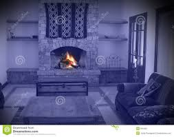 100 This Warm House Fireplace Of A Warm House Stock Image Image Of Cozy Fireplace 593409