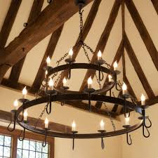 Large Size Of Lighting Chandelier Lift Handmade Rod Iron Ceiling Lights Williamsburg Wrought
