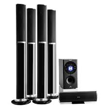 areal 652 5 1 kanal surround system 145w rms bluetooth usb
