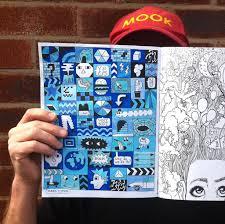 Coloring Book Interview Series 17 BadBuzz