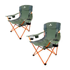 Ozark Trail Tailgate Quad Folding Camp Chair Set - 2 Pack Where Can I Buy Beach Camping Quad Chair Seat Height 156 By Copa Wander Getaway Fold Camp Coleman Deluxe Mesh Eventbeach Grey Caravan Sports Infinity Zero Gravity Folding Z Rocker Best Chairs In 2019 Reviews And Buying Guide Ozark Trail Rocking With Cup Holders Green Buyers For Adventurer Spindle Back With Rush By Neville Alpha Camp Oversized Heavy Duty Support 350 Lbs Collapsible Steel Frame Padded Arm Holder