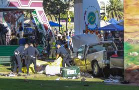 4 Dead As Pickup Plunges Off Coronado Bridge, Lands In Chicano Park ...