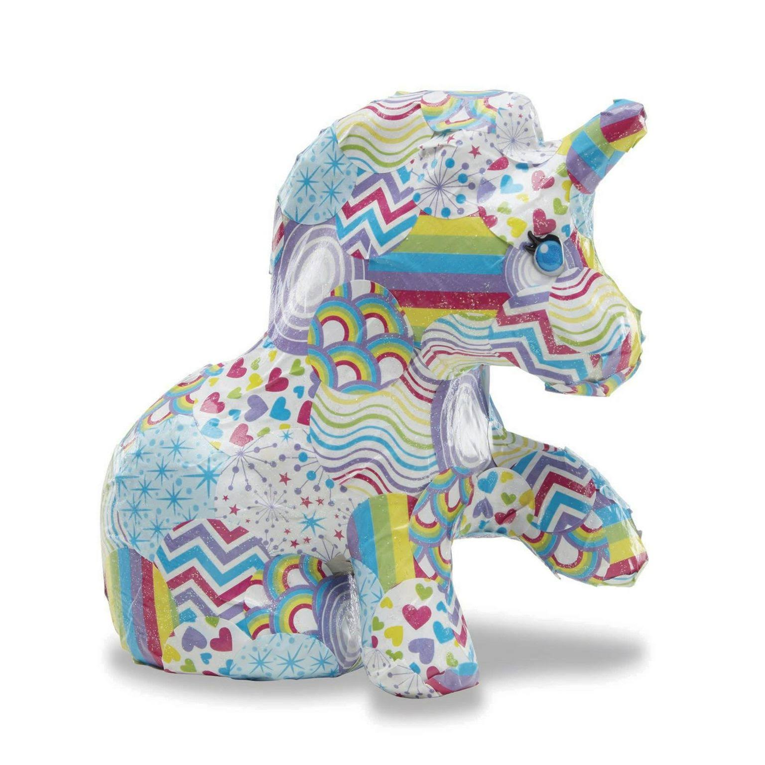 Melissa & Doug Decoupage Made Easy - Unicorn