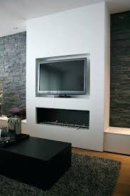 Tv On Wall Ideas With Fireplace Design Decor Feature Unit Mount Hide