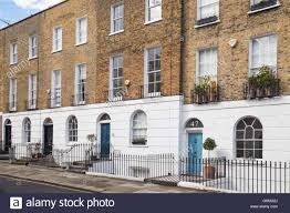 100 Townhouse Facades Late Georgianearly Victorian Terraced Townhouse Facades On Noel