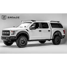 ZROADZ Z335662 F-150 Raptor Front Roof Light Bar Mount For 52