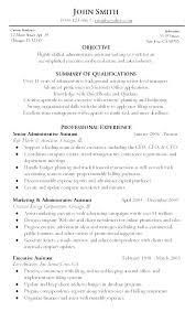 Resume Examples For Skills Summary Teacher
