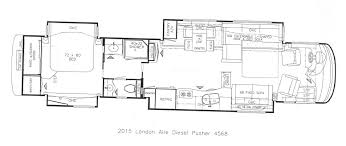 Diesel Pusher With Bunk Beds by New 2015 Newmar London Aire Luxury Diesel Motorhome Steinbring U0027s