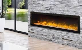 Sierra Flame VISTA BI 72 12 Deep Indoor or Outdoor Electric Fireplace