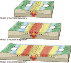 Evidence For Seafloor Spreading Comes From by Cosscience1 Lesson 10 6 Testing Plate Tectonics