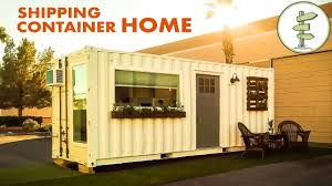100 Containers Turned Into Homes Minimalist 20ft Shipping Container Tiny House For 39K Full Tour