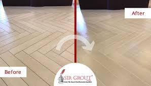 from shabby to spotless a renowned bank s tile floor in franklin