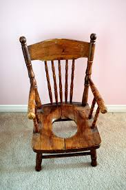 Vintage Banana Rocking Chair by Woman In Real Life The Art Of The Everyday Antique Chairs