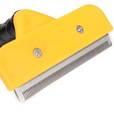 Horse Hair Shedding Tool by Pet Dog Cat Hair Comb Hair Shedding Tool Brush For Large Dogs Cats