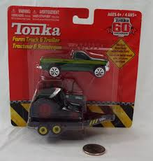 100 Toy Farm Trucks And Trailers Tonka Truck Trailer 60th Anniversary And 35 Similar Items
