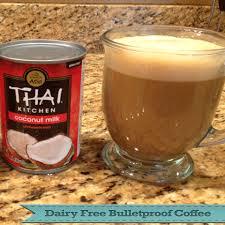 Dairy Free Ketogenic Bulletproof Coffee