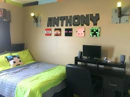 Minecraft Bedroom Designs Room Decorations Real Life Ideas Xbox 360 Decor