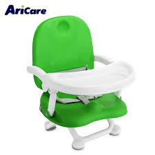 Aricare ACE1013 Baby Booster Seat High Chair Foldable Detachable Tray