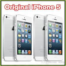 Original Unlocked Refurbished Apple IPhone 5 IPhone5 Smart Phone
