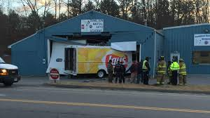 100 Truck Driving Schools In Ct Lays Potato Chip Crashes Into Danielson Business NBC