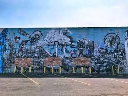 Deep Ellum Dallas Murals by Dallas Wall Crawl Guide Gracefullee Made