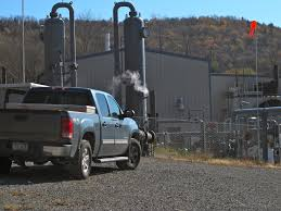 100 Teels Trucks Air Pollutants From Pa Oil And Gas Sites Continue To Rise