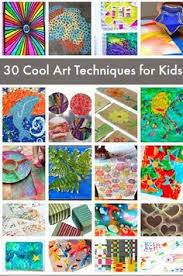 30 Awesome Art Projects For Kids Kidsactivities Homeschool