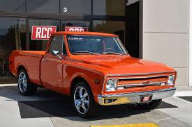 100 1968 Chevy Trucks Chevrolet C10 For Sale 2058341 Hemmings Motor News