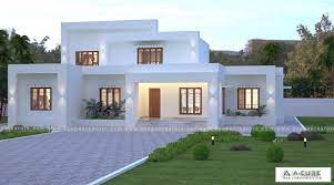 104 Contempory House Contemporary Design Kerala Modern Contemporary