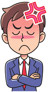 angry Clipart