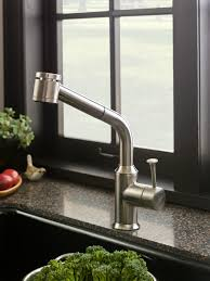 American Standard Colony Faucet by American Standard 4332 100 075 Pekoe Pull Out Kitchen Faucet