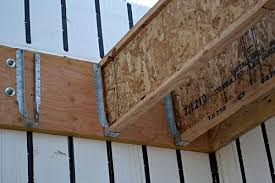 Floor Joist Span Definition by How To Frame A Floor Inside Icf Walls Part 2 Floor Joists Ana