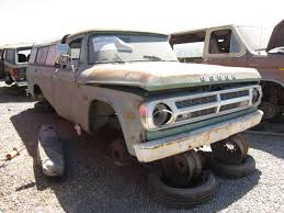 100 71 Dodge Truck 19 D100 Pickup The Truth About Cars